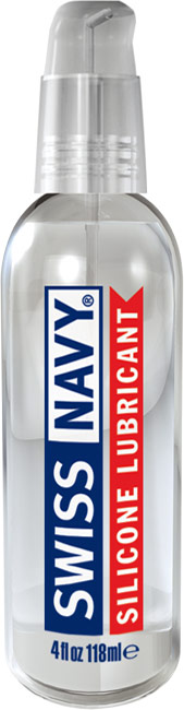 Lubrifiant Swiss Navy - 118 ml (à base de silicone)