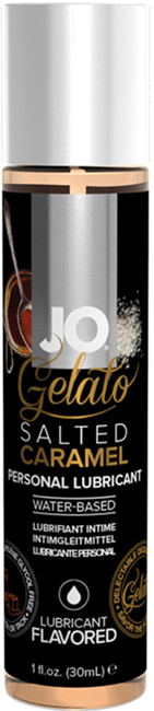 System JO Gelato Lubricant - Salted Caramel - 30 ml (water based)