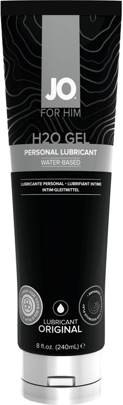 System JO H2O Lubricant - 240 ml (water based)