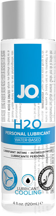 System JO H2O Cool Lubricant - 120 ml (water based)