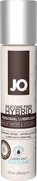 System JO Hybrid Cooling Lubricant - 30 ml (water & coconut)