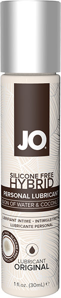 System JO Hybrid Lubricant - 30 ml (water & coconut)