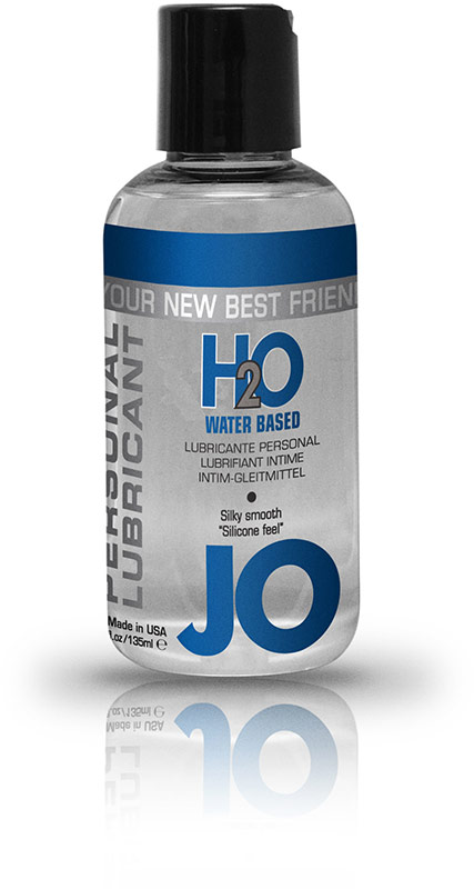 System JO H2O Lubricant - 135 ml (water based)