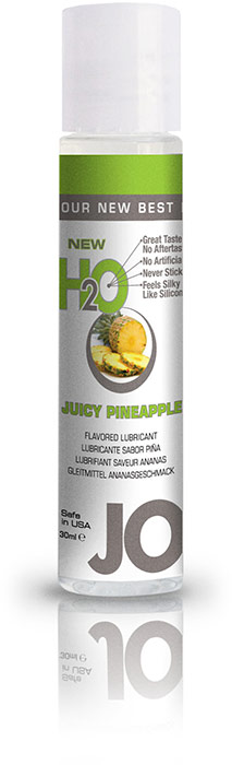 System JO H2O Lubricant - Pineapple - 30 ml (water based)