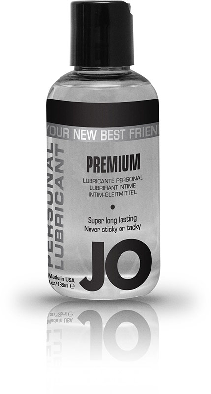 System JO Premium Lubricant - 135 ml (silicone based)