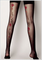 Veneziana Madlene Stockings - Black (S)