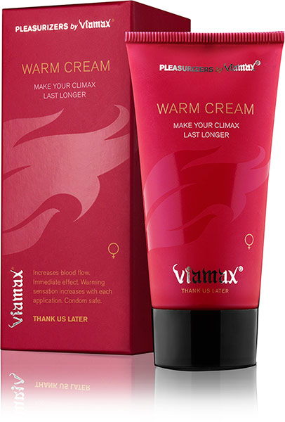 Viamax Warm Cream (for her) - 50 ml