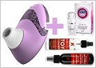 Womanizer Pro W500 Klitoris Stimulator - Lavendel