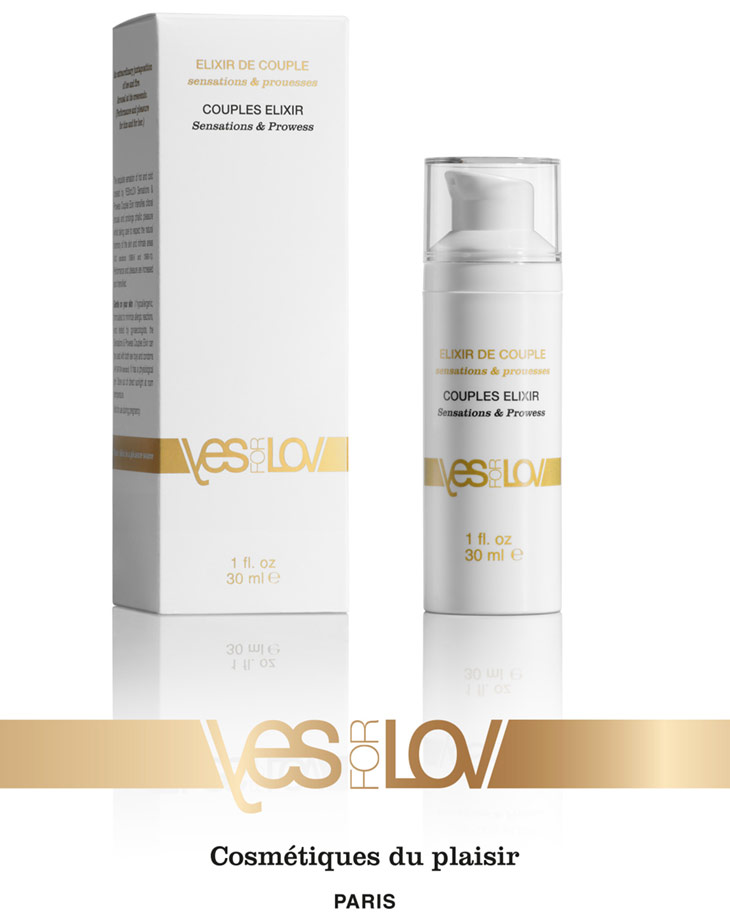 YESforLOV Couples Elixir (for him & her) - 30 ml
