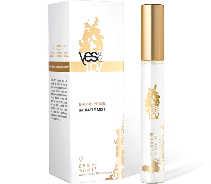 YESforLOV Intimate Mist (for her) - 15 ml