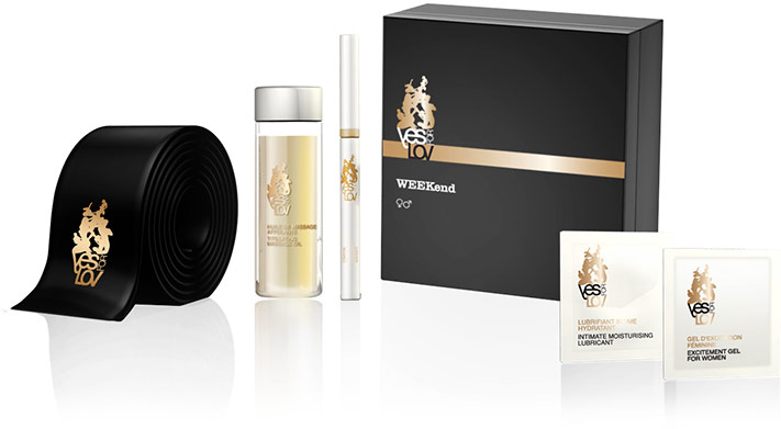 YESforLOV Coffret WEEKend