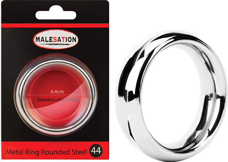 Cockring in metallo Malesation - 44 mm